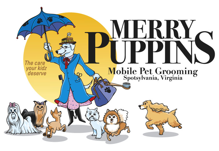 Merry Puppins Mobile Pet Grooming